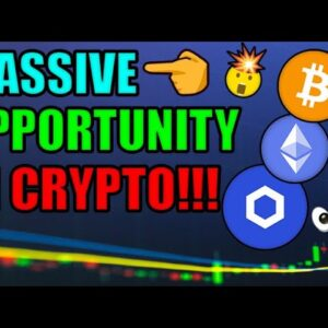 ETHEREUM & CHAINLINK EXPLODING! MASSIVE WAVE of MONEY to FLOW into BITCOIN, & QUALITY CRYPTOCURRENCY