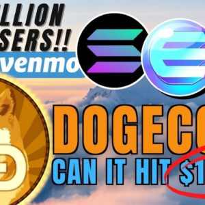 HUUUGE! 70 MILLION VENMO USERS TO CRYPTO! DOGECOIN DAY! DEEPER NETWORK 300% APY!
