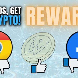 Earn Crypto Rewards With Crowny