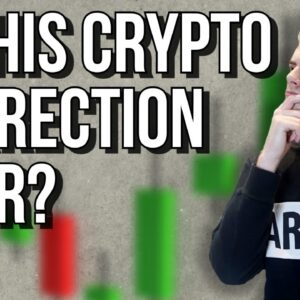 🚨 Crypto Correction Over? Or More Downside Ahead?! 🚨