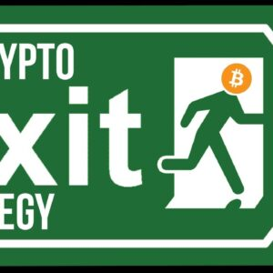 MY CRYPTO EXIT STRATEGY *UPDATED*