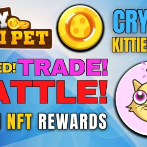My DeFi Pet NFTs: Battle, Trade, Collect, and Earn Crypto Rewards