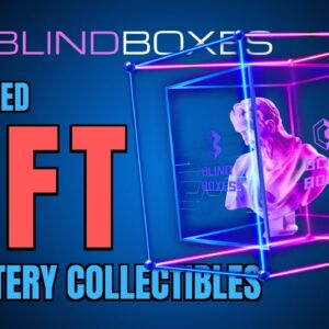 "Purchase NFT ""Mystery Boxes"" With Blind Boxes"