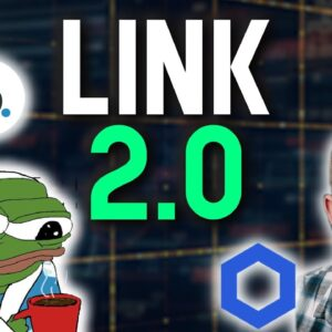 LINK SETTING UP FOR MONSTER GAINS! THESE altcoins set to pump with Chainlink!