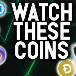THESE ALTCOINS SET TO EXPLODE WITH GAINS!!