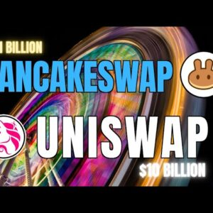 INSANE New Uniswap and PancakeSwap Volume Records | DeFi is the FUTURE! 🚀