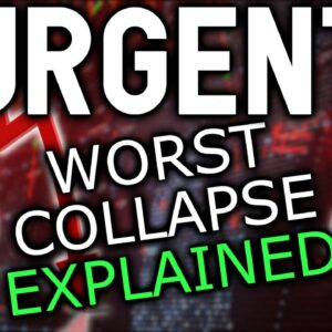 URGENT! Worst crypto collapse explained! How you are being manipulated!