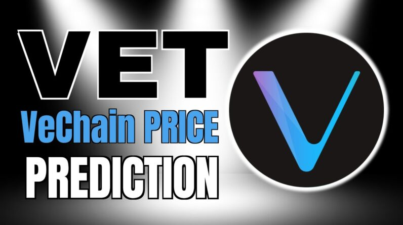 VeChain Price Prediction: How High Can VET Go? 🚀
