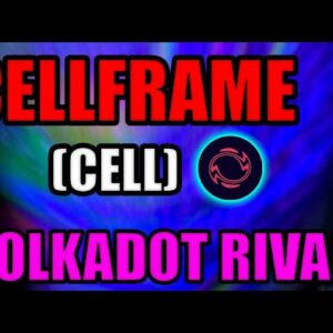 THIS LOW CAP CRYPTOCURRENCY [POLKADOT RIVAL] IS A JUST GETTING STARTED! The Bull Case For Cellframe