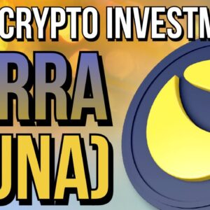 🚀 TERRA (LUNA): WHY I'M REALLY BULLISH ON THIS CRYPTO! [New Investment] 🚀
