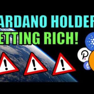 CARDANO HOLDERS ARE RICH! (ADA HITS $2) MAJOR BITCOIN, ETHEREUM, BINANCE & CRYPTOCURRENCY NEWS