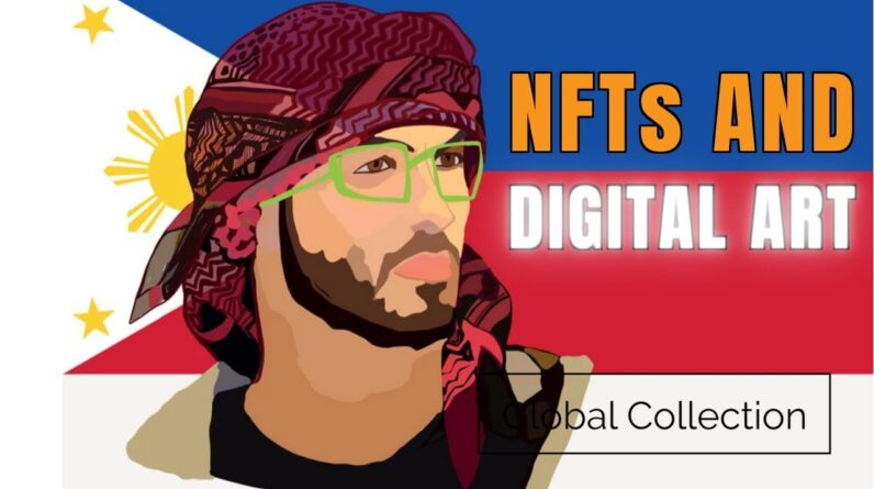 Banking to Blockchain: Dubai's Top NFT Artist on Digital Art