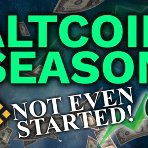 INDICATOR REVEALS WORLDS BIGGEST ALTCOIN SEASON AHEAD!! LIFE CHANGING WEALTH AWAITS!!