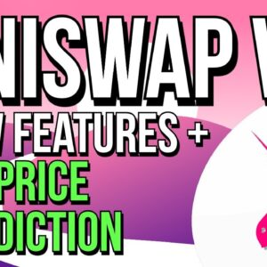 🚨 UNISWAP V3 IS LIVE! NEW FEATURES + UNI PRICE OUTLOOK!! 🚨