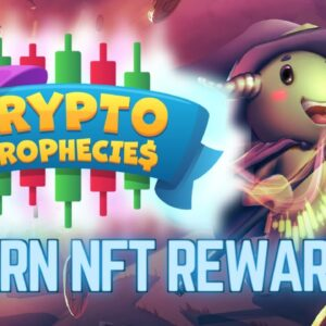 The Crypto Prophecies - Earn Crypto, Collect NFTs, and Battle Other Players