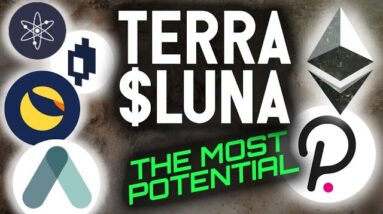 SPECIALIZED LAYER 1 SET UP FOR MASSIVE GAINS! WHY TERRA HAS THE MOST POTENTIAL