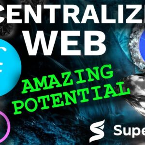 WHY THIS DECENTRALIZED WEB PROJECT HAS AMAZING POTENTIAL