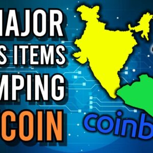 📈 4 NEWS ITEMS PUSHING CRYPTO UP!! 📈 + ALTCOINS MID-TERM OUTLOOK