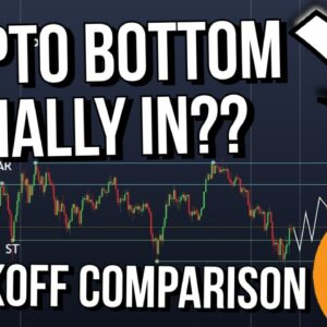 🚨 60-70% CHANCE OF THE MID-TERM CRYPTO BOTTOM TO BE IN! 🚨 [Wyckoff Accumulation]