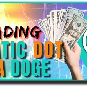 Trading Cardano ADA, Polkadot, Polygon MATIC Network, DOGECOIN, Ethereum and Bitcoin Price Analysis