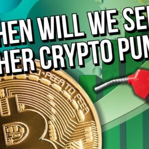 🤔 WHEN WILL CRYPTO START PUMPING AGAIN?! 🤔