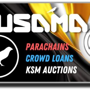 HUGE - Kusama Parachain Auctions and KSM Crowd Loans NOW LIVE! 🚀