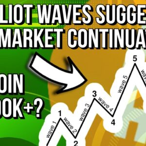 🚨 ELLIOT WAVES SAY BULL MARKET ISN'T OVER!! 🚨 A POSSIBLE SCENARIO DISCUSSED