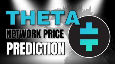 THETA Network Price Prediction and Analysis 🚀