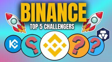 Best Crypto Exchange Moonshots | The Next BNB?
