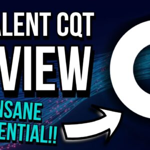 COVALENT (CQT) REVIEW: WHY IT IS A SLEEPING GIANT!