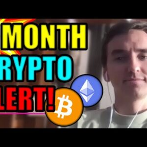 BITCOIN TOP IN 6 MONTHS (BIG PREDICTION)! ALTCOIN SEASON IS HERE? ETHEREUM PRICE PREDICTION!