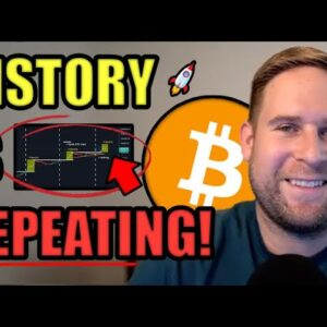 BITCOIN ABOUT TO POP! MASSIVE CRYPTO SUPERCYCLE STILL IN PLAY! [2013 vs 2017 vs 2021]