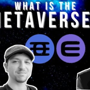 What Is The Metaverse? Efinity, Enjin, Crypto Games, NFTs and Polkadot!