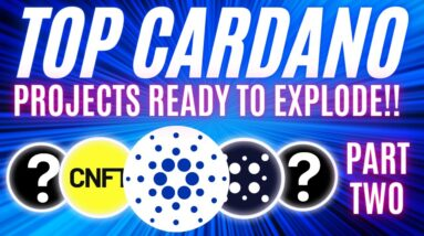BEST ALTCOINS Post Cardano Smart Contracts! PART 2