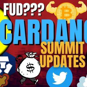 HUGE CARDANO SUMMIT NEWS! Bitcoin Tipping on Twitter | Crypto News