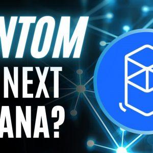 MASSIVE POTENTIAL!! Could Fantom FTM be the next Solana?