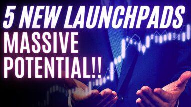 TOP New Crypto Launchpads | Fantom, Cardano, Enjin, Polygon