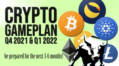 IMPORTANT: Crypto Gameplan For Q4 2021 & Q1 2022!! [BE PREPARED]
